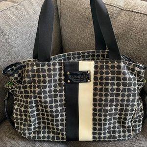 Kate Spade Classic Noel Henry Diaper Tote Bag